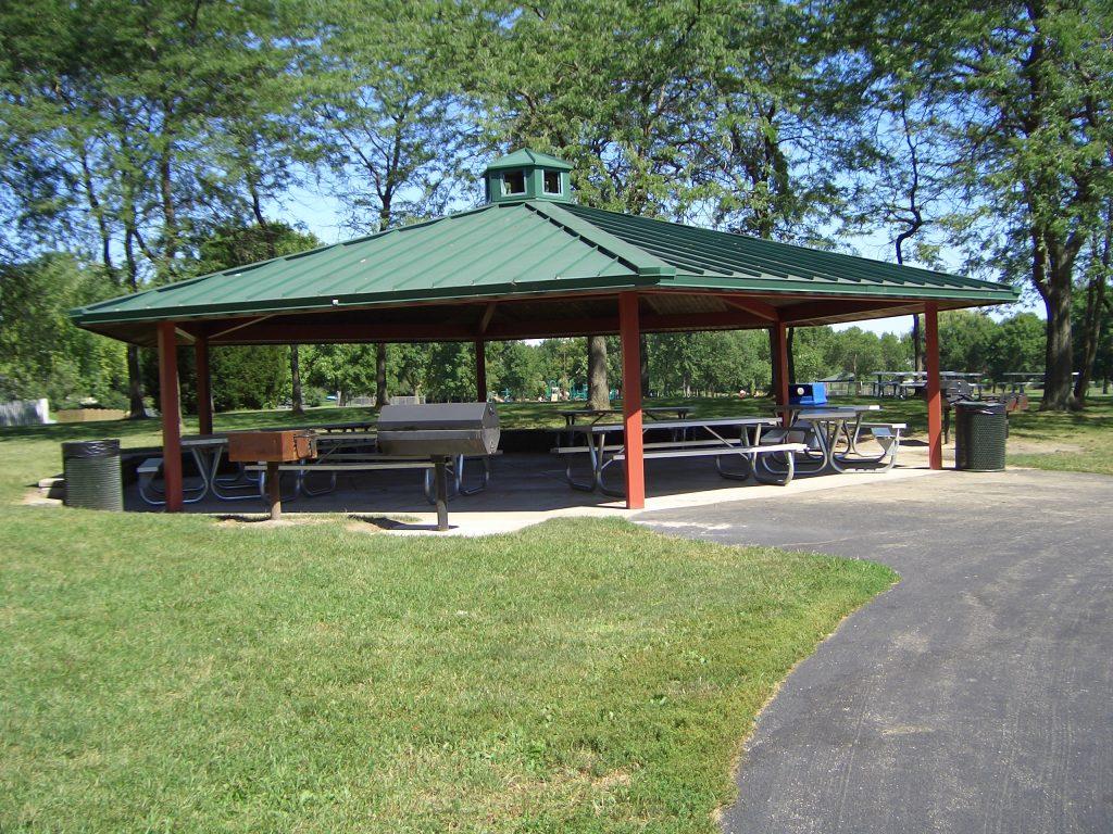 Picnic Shelter Rentals Vernon Hills Park District