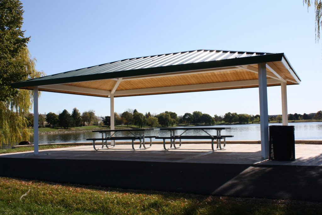 Century Park North Picnic Shelter