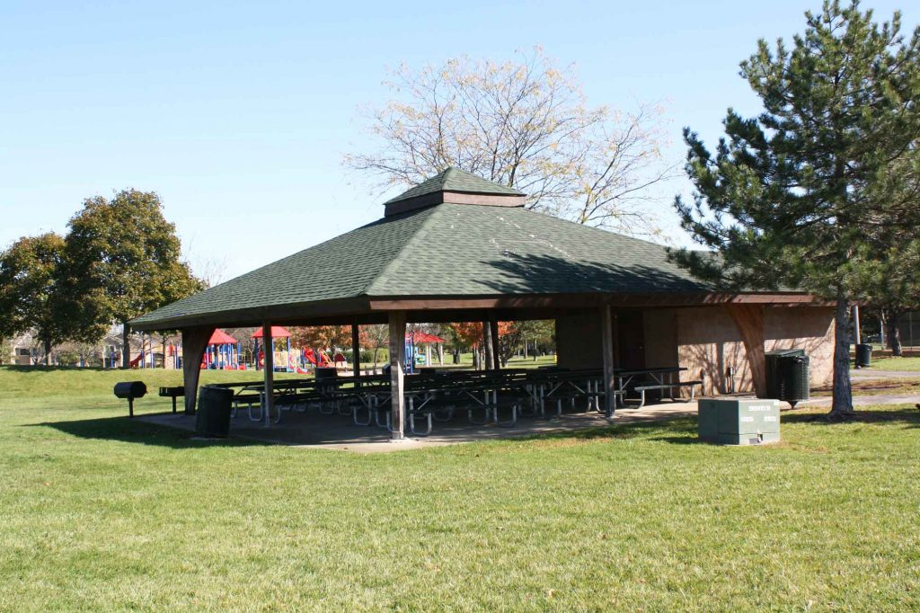Peterson Park Picnic Shelter
