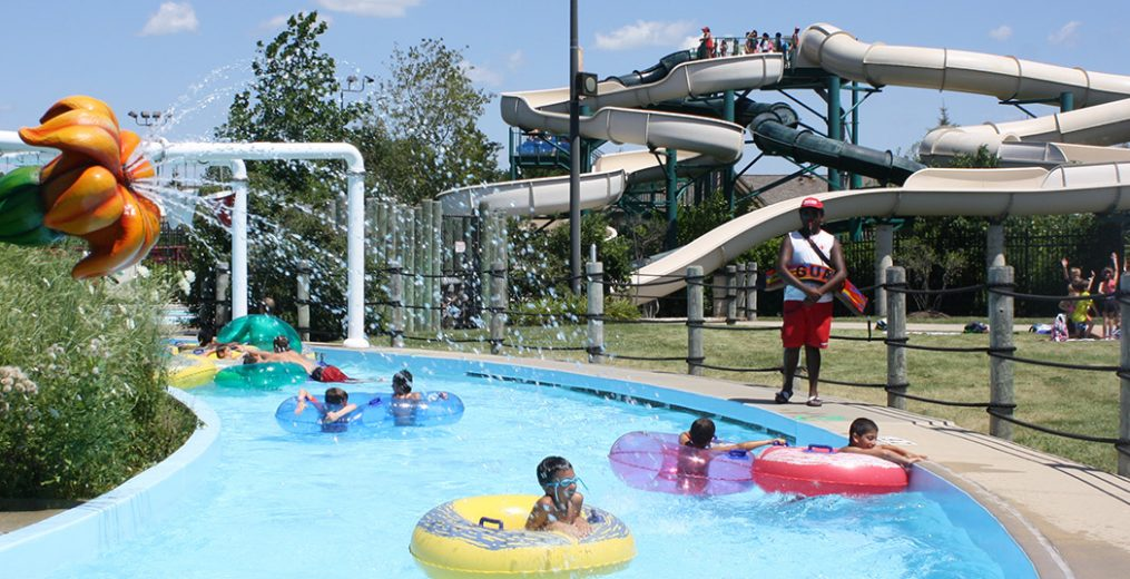 Family aquatic center vernon hills park district - Highland park swimming pool westerville oh ...