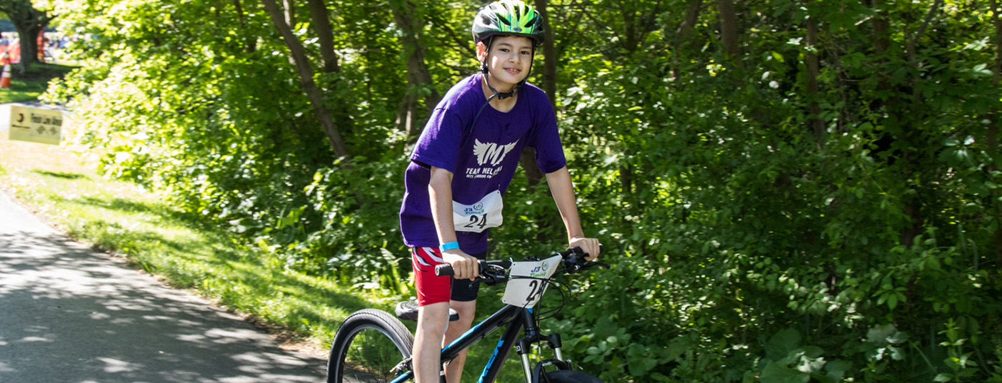Mighty Kids Triathlon - Vernon Hills Park District